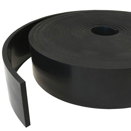 Neoprene Rubber Strip 50mm wide x 12mm thick