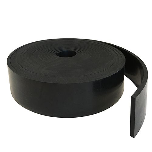 Nitrile rubber strip 25mm wide x 1.5mm thick