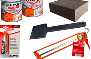 Adhesives & Accessories