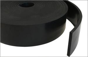Solid Neoprene Rubber Strip